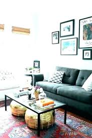 charming rug for gray couch and best rugs for grey couch what color rug goes with