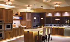 ... Awesomeyellow Round Modern Glass Kitchen Lights Stained Design:  Astonishing Kitchen Lights Design ...