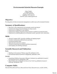 Biotech Student Resume Examples Objective Sales Templates Sample