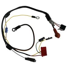 amp mustang alternator wiring harness w gauge 70 amp 1973 alternator wiring harness gauge 70 amp 1973