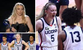 ESPYs winner Paige Bueckers calls out ...
