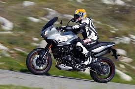 first ride triumph tiger sport 1050 mcn