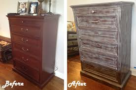 Before And After Dresser: Updating Furniture By Faux Painting · Bedroom  Furniture MakeoverPaint ... Pinterest