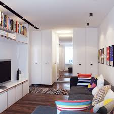 Home Designs: Modern Bachelor Design - Apartment