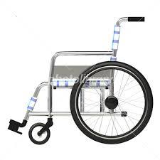 車椅子 イラスト素材 4353192 フォトライブラリー Photolibrary