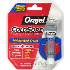 orajel instant pain relief formula for