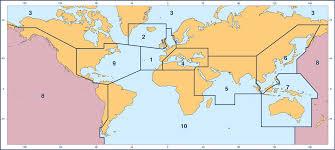 British Admiralty Charts British Admiralty Region 8 Charts Pacific Ocean New Zealand