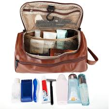 leather toiletry bag men large shaving brush cosmetic travel kits organizer case a79741a5 eda3 480f 97d6 a66242a5443f jpg