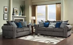 sofa loveseat sets charlotte slipcovers sleepers twin grey sleeper combo marvelous image ideas gray fabric reclining sofas and loveseats titan living room
