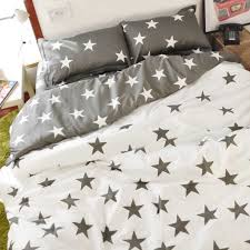 stars duvet cover set