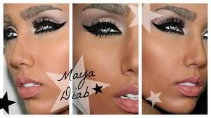 maya diab s makeup