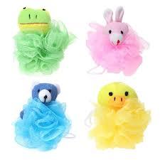 2019 baby care baby bathing puff brush cartoon ball scrubber bathtubs shower sponge rich bubble from jasmineer 25 41 dhgate com