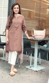 New Pakistani Kurta Design Sumbul Iqbal Khan Pakistani Dress Design Fashion
