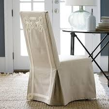 parsons chair slipcover with twirls tape ribbon traditional dining chairs