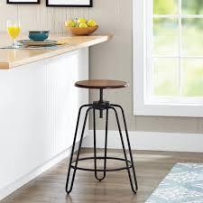 adjustable height swivel bar stool. Image Of: Mainstays Adjustable Height Swivel Barstool Hammered Bronze Inside Bar Stools Tips To Stool I