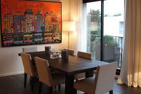 Tableau salle à manger - cuisine naturelle