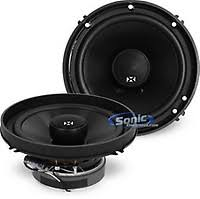 kicker 11ds60 6 ds series coaxial car speakers nvx vsp60nvx