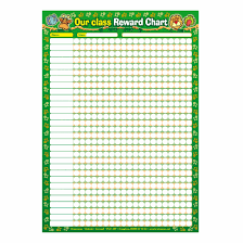 Our Class Reward Chart Jumbo Sticker Chart Brainwaves