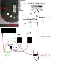 danelectro hb toneswitch wiring help harmony central danelectro 1hb toneswitch wiring help