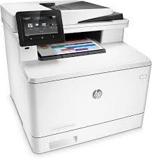 Hp Color Laserjet Pro Mfp M277dw A4 Colour Laser Printerll L