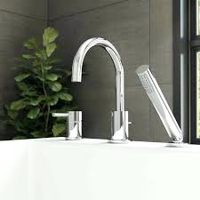 roman tub faucets essential style single handle deck mount roman tub faucet roman tub faucets with