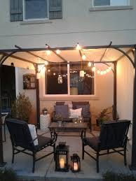 Threshold String Lights Gazebo Pin On Backyard