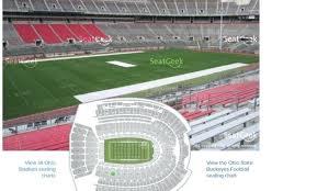 Ohio State Stadium Seating Chart Alonlaw Co