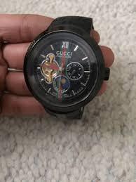 gucci 1142. what\u0027s \u0027men\u0027s gucci watch ref 1142\u0027 worth? picture 1 1142 c