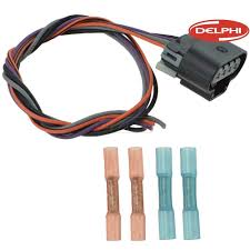 delphi fa10003 fuel pump wiring harness connector oval plug for Delphi Wiring Harness Color Codes delphi fa10003 fuel pump wiring harness connector oval plug for chevy gmc new ebay Rear Light Wiring Harness Color Codes