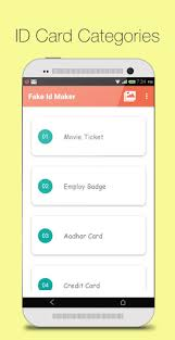 Maker On Id Mobomarket Free Download For android Card Fake q4HfTf