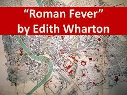 "r fever"" by edith wharton ppt  1 ""r"