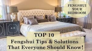 bedroom feng shui. Top 10 Feng Shui Your Bedroom Tips \u0026 Solutions   2018 Fengshui Layout R