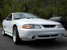 1996 Ford Mustang SVT Cobra Specs and Photos   StrongAuto