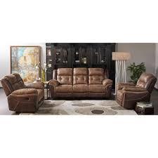 brown living room sets. cambridge hawk 2-piece brown living room set sets