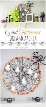 Dream Catcher Mentoring Spiderweb Dreamcatcher DIY Halloween Decorations 94
