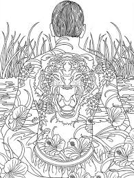 Small Picture Japanese Yakuza Trippy Coloring Pages Batch Coloring