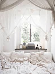 40 White Bedroom Interior Design Ideas Pictures Classy All White Bedroom Decorating Ideas
