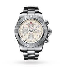 luxury swiss watches goldsmiths breitling super avenger ii mens watch