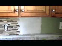 install mosaic tile backsplash installing mosaic tile installing glass mosaic tile backsplash around s install glass