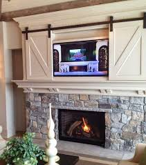 decorating ideas for tv over fireplace new 20 living room with fireplace that will warm you