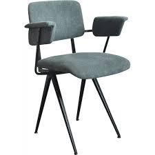industrial style office chair. Dutch Grey Office Chair With Industrial Style - 1950s*Attente Preuve Authenticité 13/07