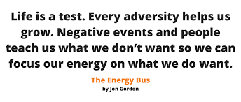 The Energy Bus Quotes Interesting The Energy Bus Archives David F Singleton