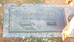 Bertie Jones Dale (1939-2007) - Find A Grave Memorial