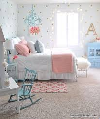 bedrooms for girls. Fancy Farmhouse Bedroom Makeover   How Does She Bedrooms For Girls Z