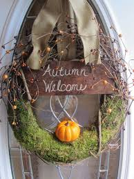 Fall Wreath - Door Wreath - Autumn Wreath - Pumpkin Wreath - Wreath. | Fall  wreaths, Autumn wreaths, Wreaths