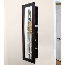 pebble beach wall mount jewelry armoire