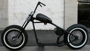 n97 og ganster whitwall sportster chassis malibu motorcycle works