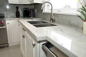 kitchen marble quartz countertops