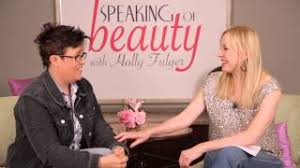 Tanya McClure Full Interview w/Holly Fulger on Speaking of Beauty TV -  YouTube