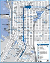 Downtown Seattle Light Rail Map Downtown Seattle Accessibility Accessible Services King